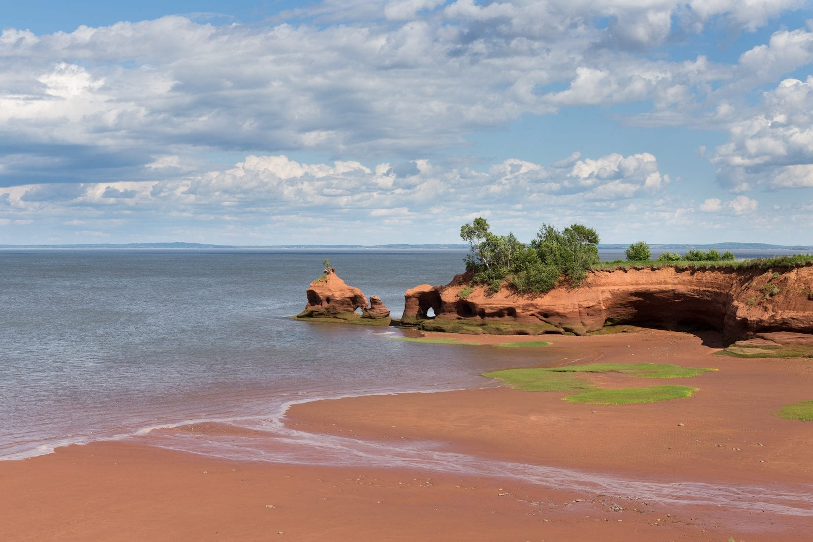 Bay of Fundy, Canada