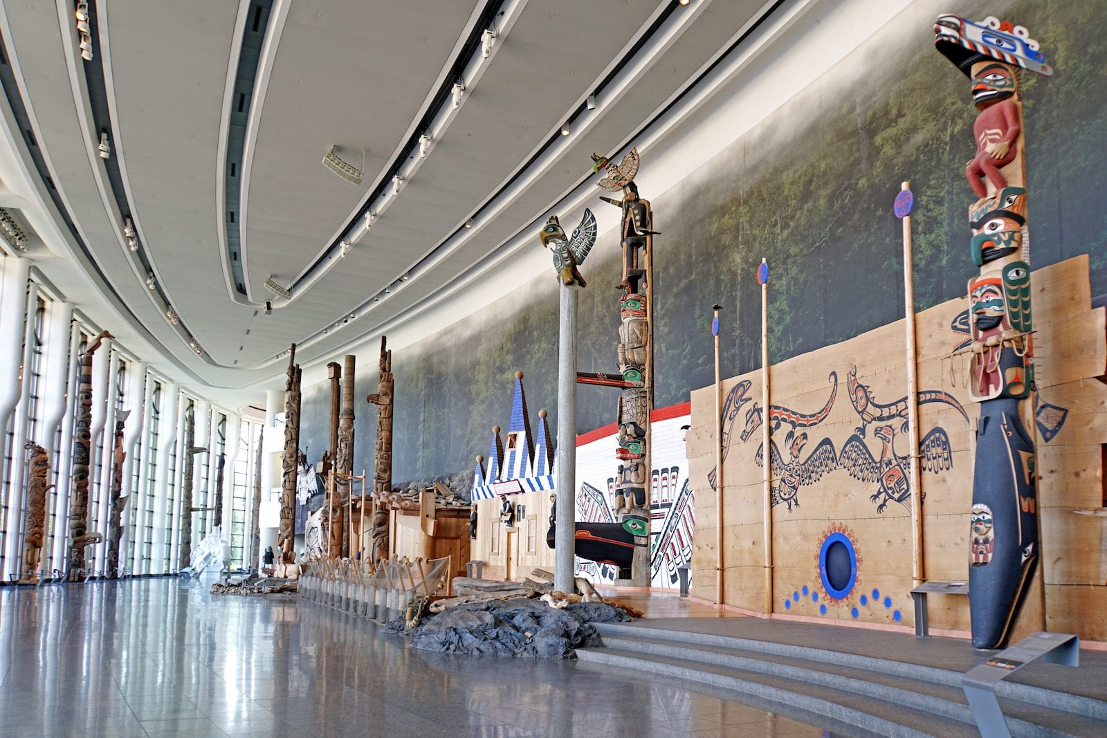 Canadian Museum of History in Ottawa