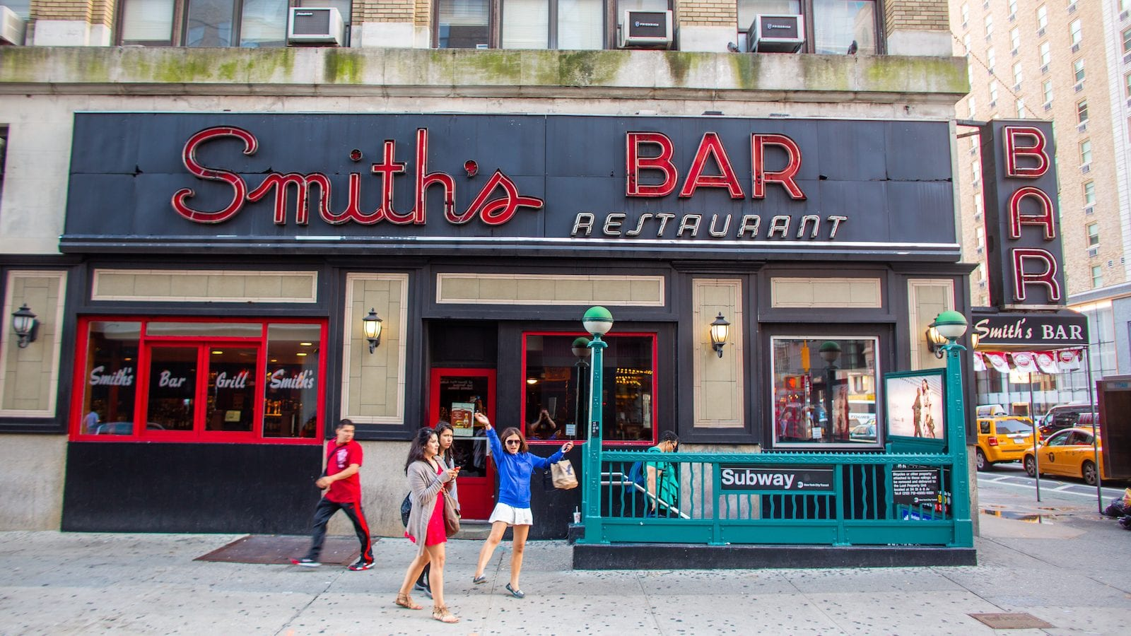 Smith's Bar, USA