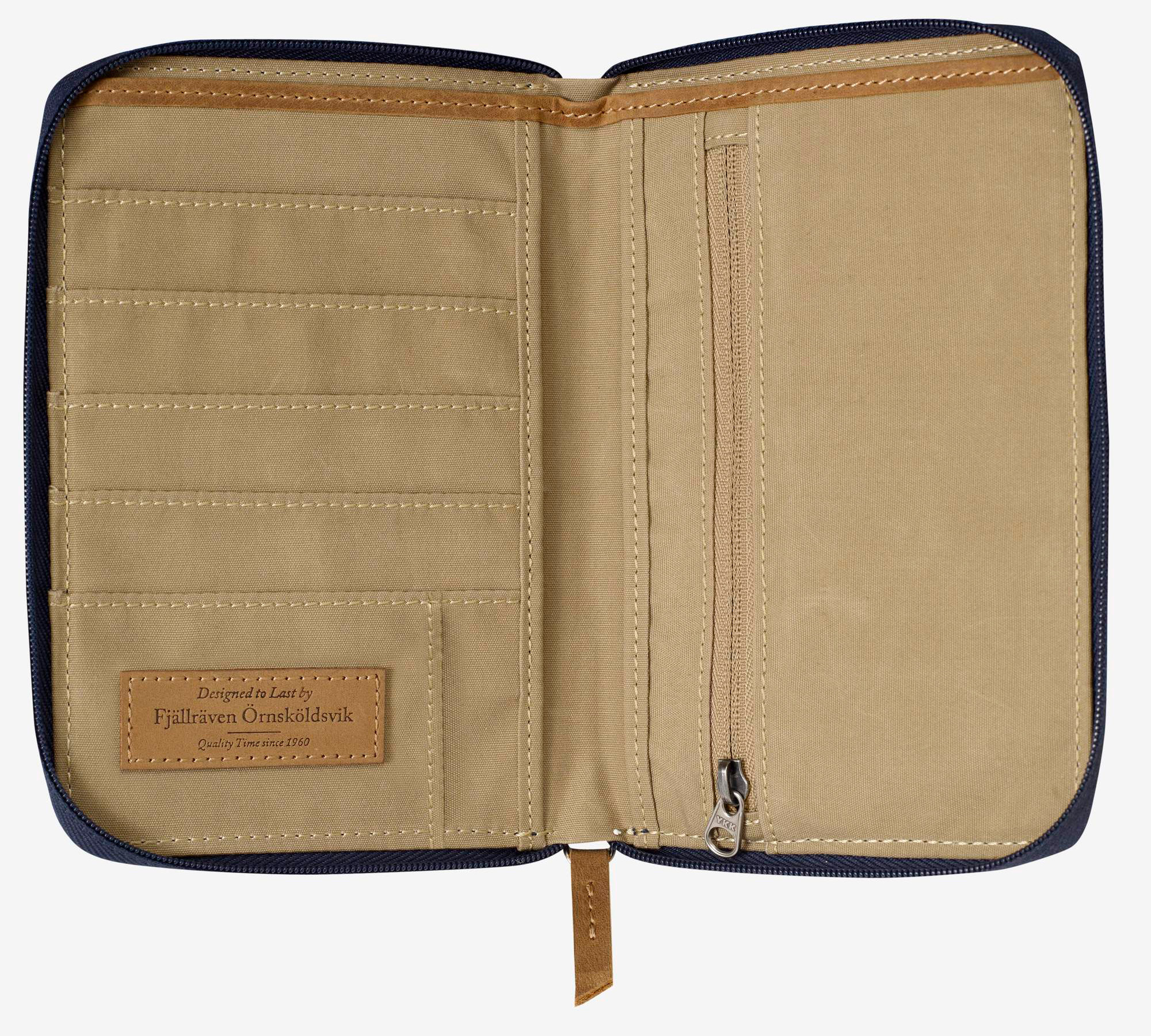 Fjallraven Travel Passport Wallet RFID