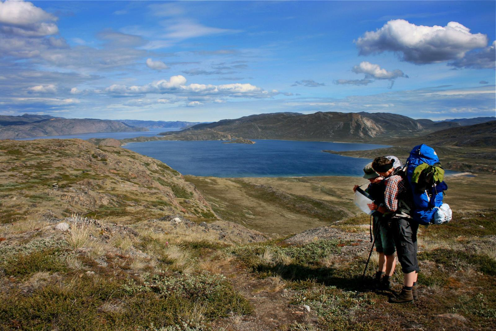 Hiking the Arctic Circle Trail, Greeland