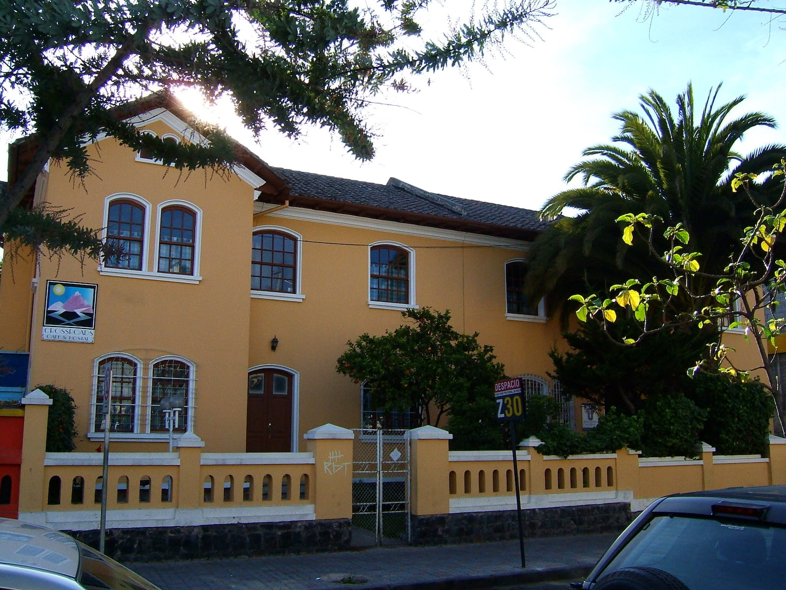 Crossroads Hostel, Quito, Ecuador