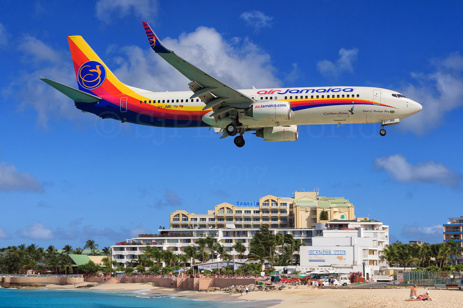 Jamaica Airline