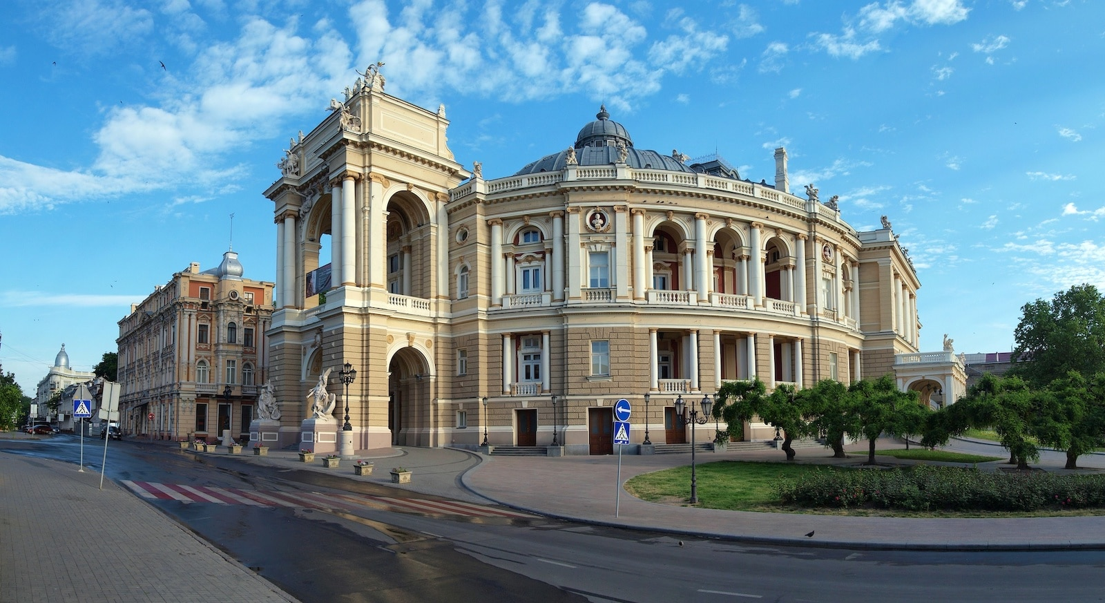 Odessa Theatre of Opera and Ballet, CO