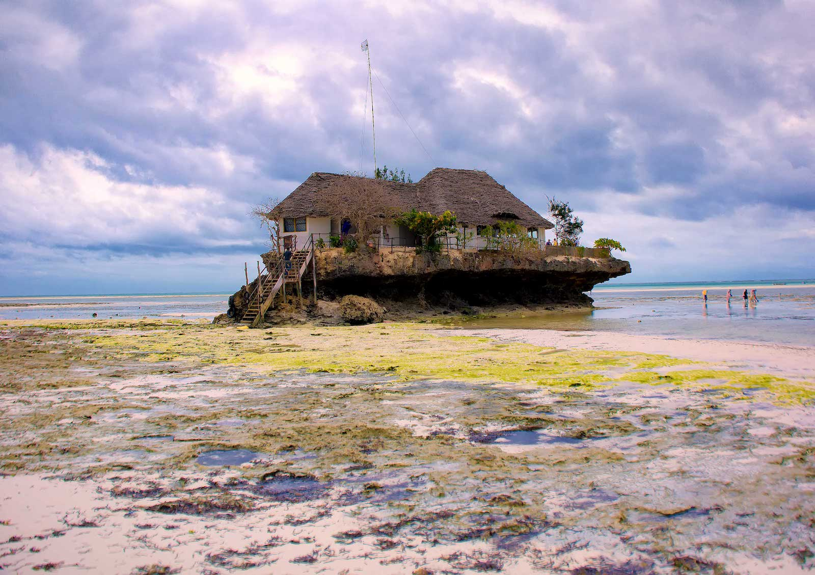 The Rock Restaurant, Tanzania