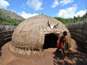Swazi Cultural Village and Mantenga Nature Reserve, Eswatini