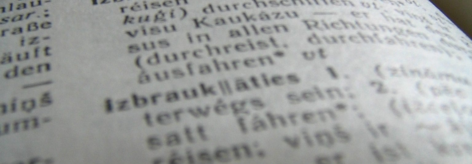 Latvian-German Dictionary
