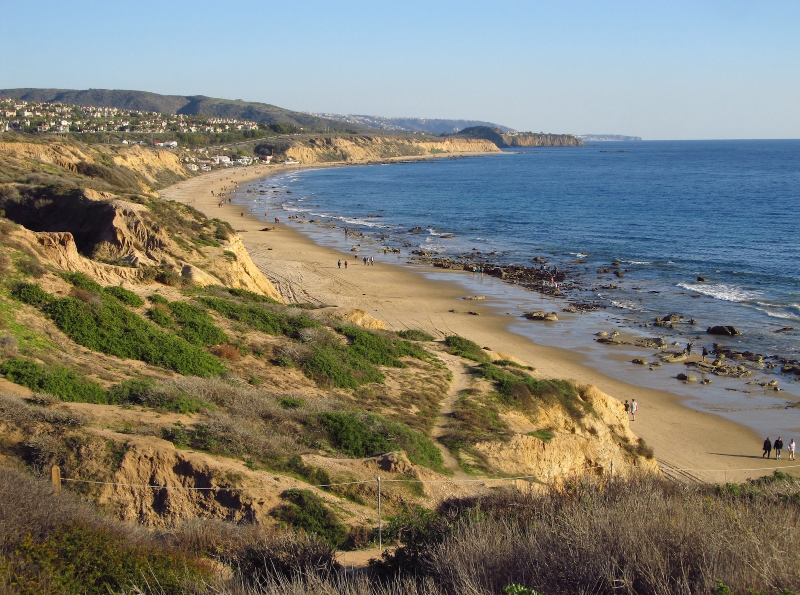 Crystal Cove State Beach, Orange County, California