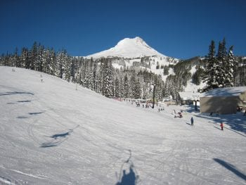 Mt. Hood Meadows Ski and Snowboard Resort