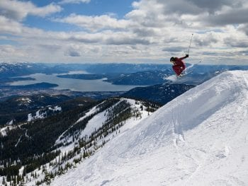 Schweitzer Mountain Resort, Idaho