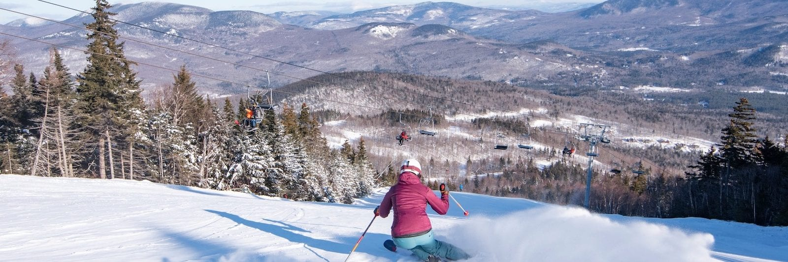 Sunday River Ski Resort, Maine