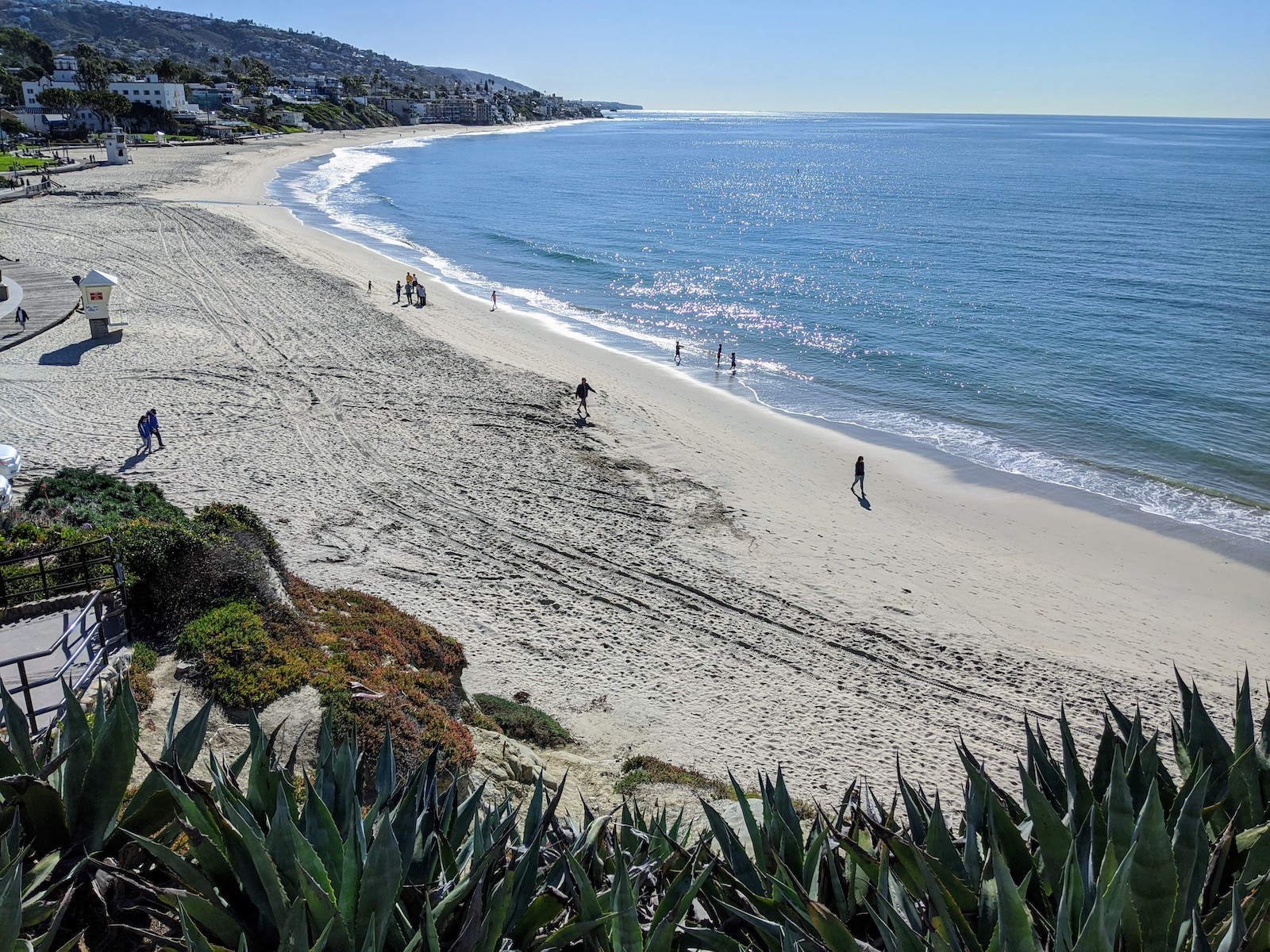 Laguna Beach Main Beach California