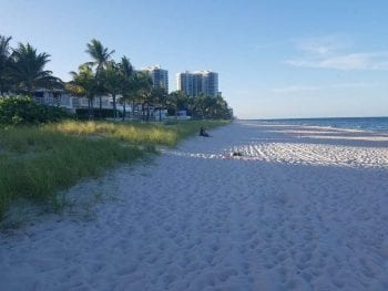 Vista Park Beach Fort Lauderdale Florida