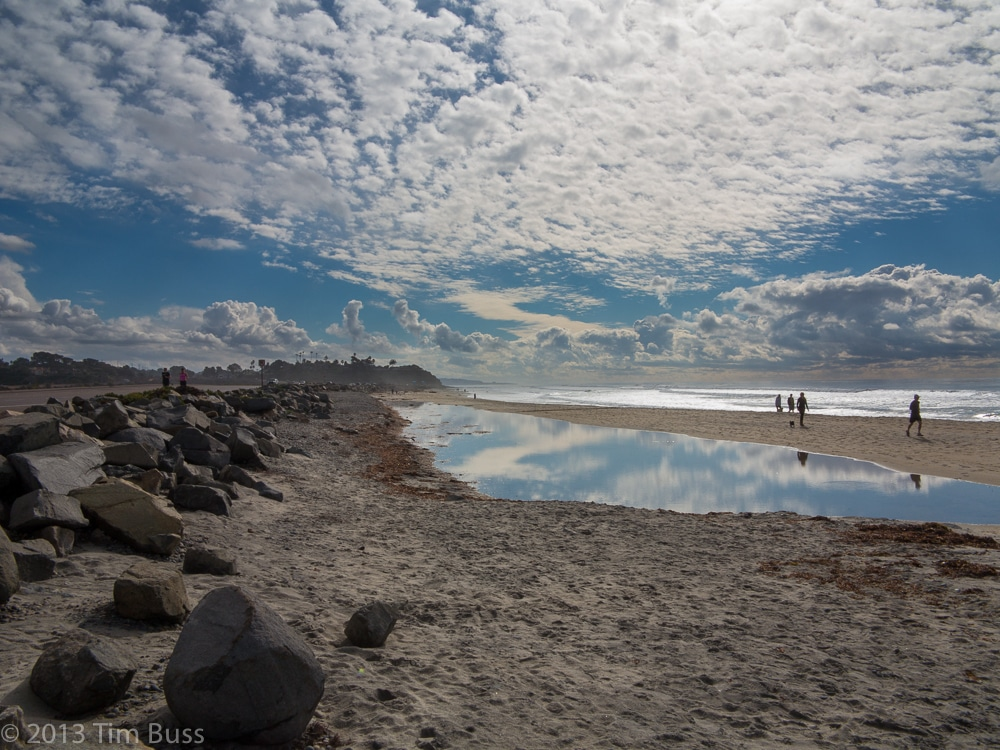 Image of Cardiff State Beach, California