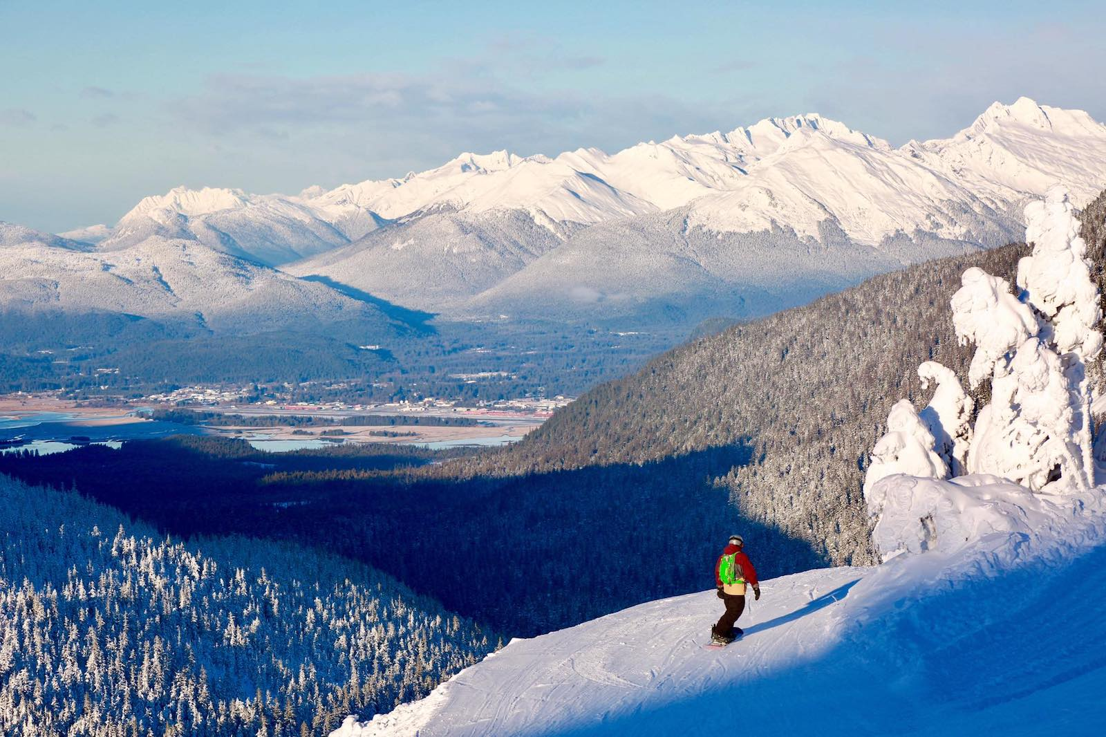 Eaglecrest Ski Area, Alaska