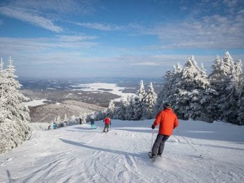 Mount Sunapee Resort, New Hampshire