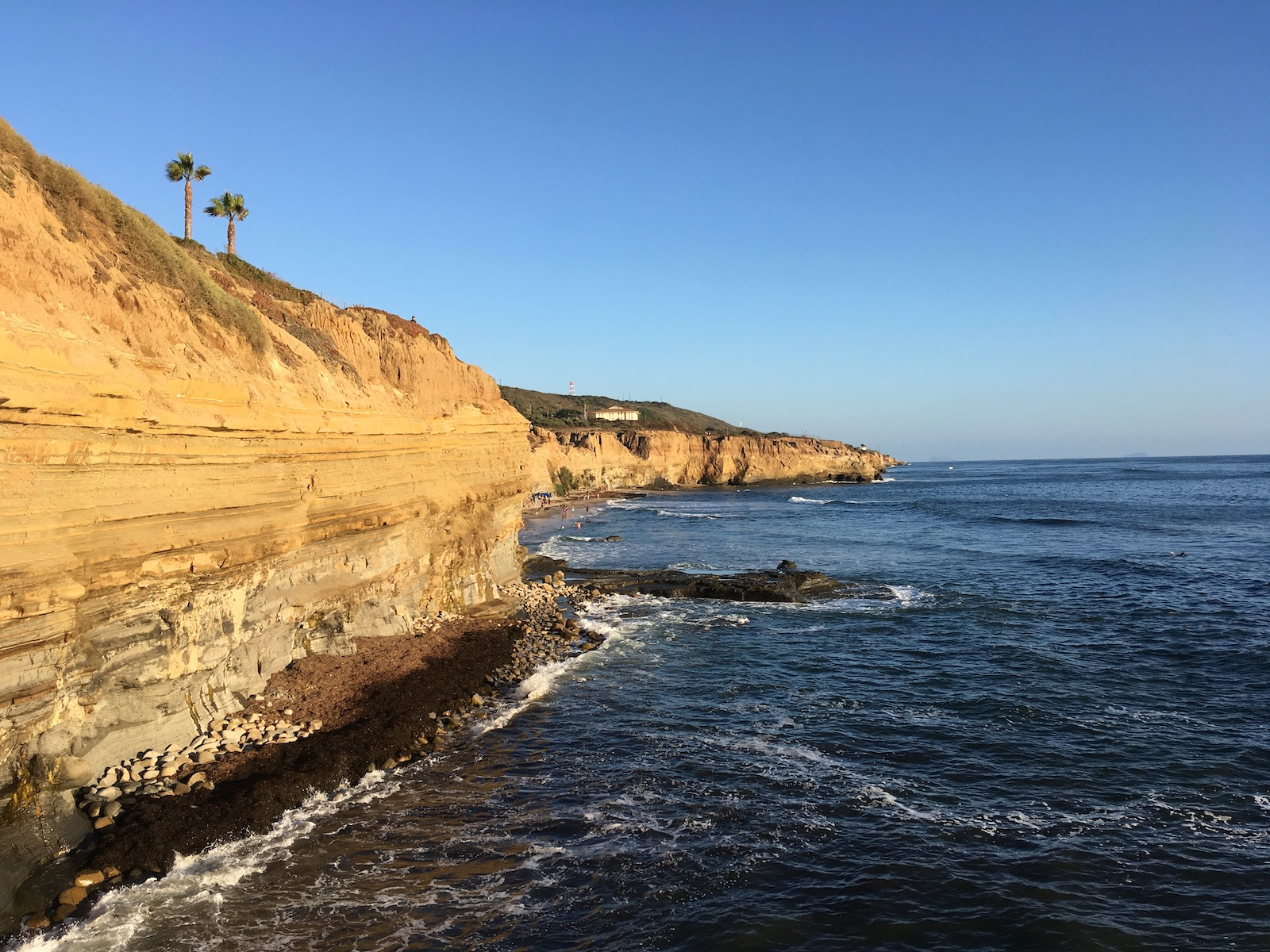 Image of Sunset Cliffs Natural Park in California