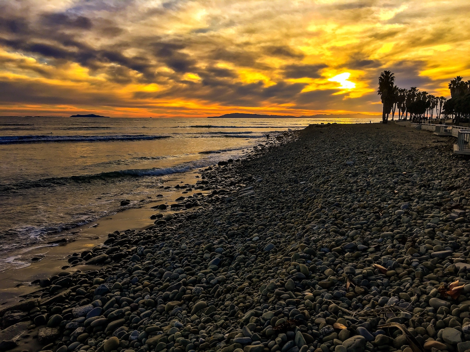 Surfer's Point Beach, Ventura