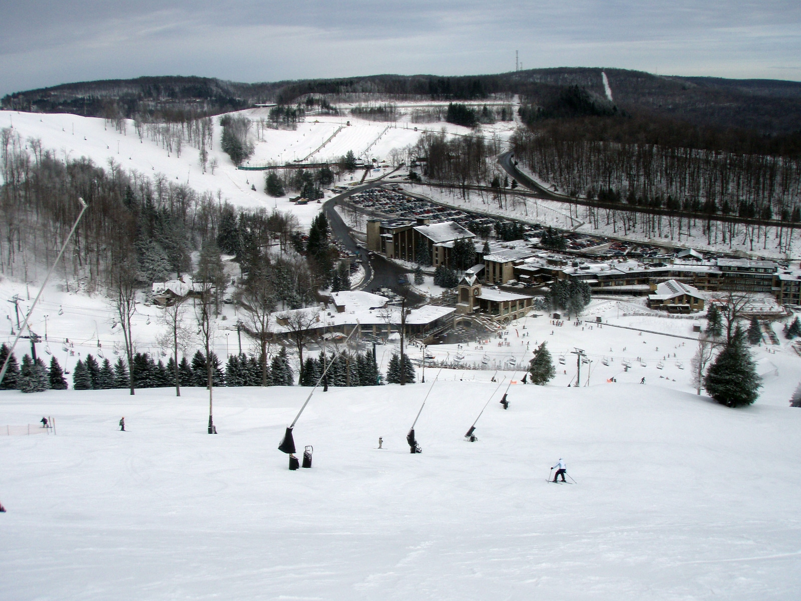 Image of Seven Springs Mountain Resort in Pennsylvania