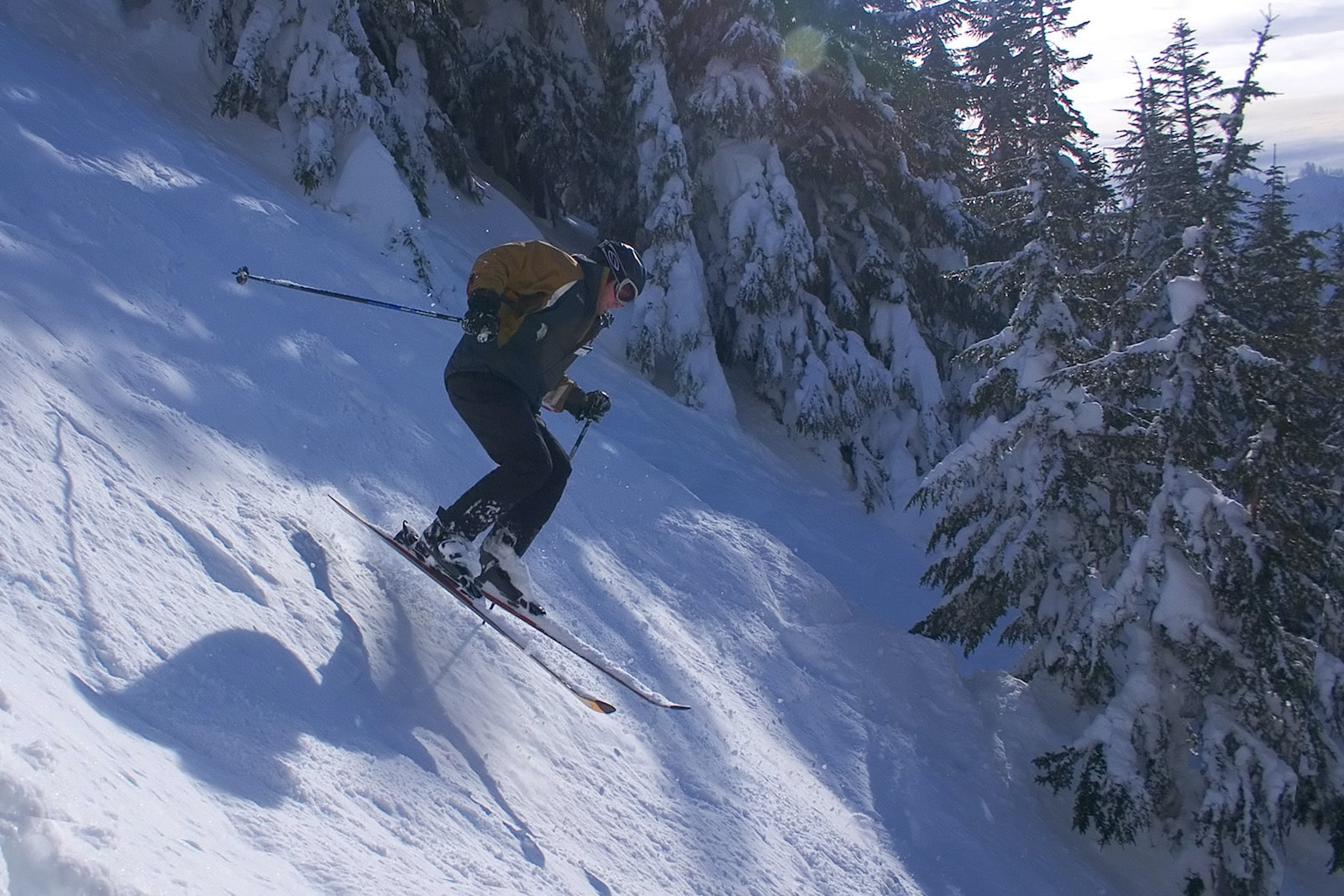 Stevens Pass Ski Resort Washington