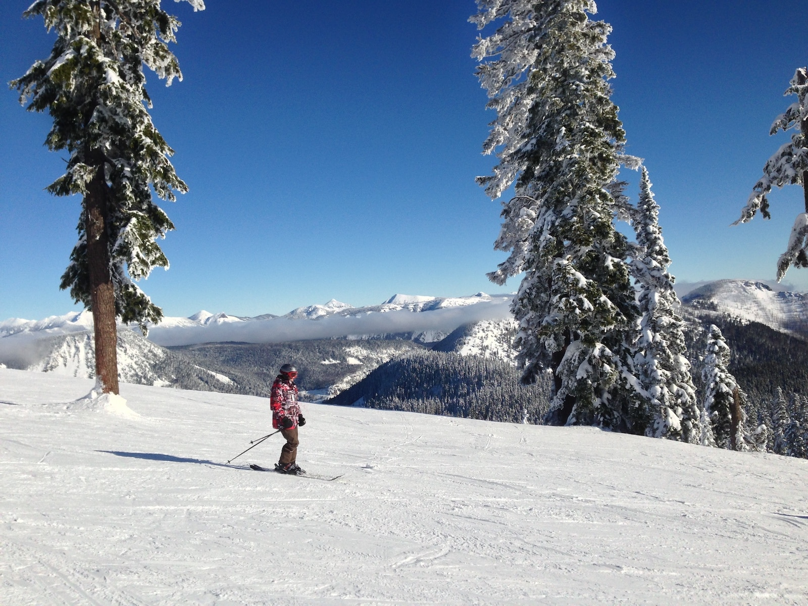 White Pass Ski Resort Washington
