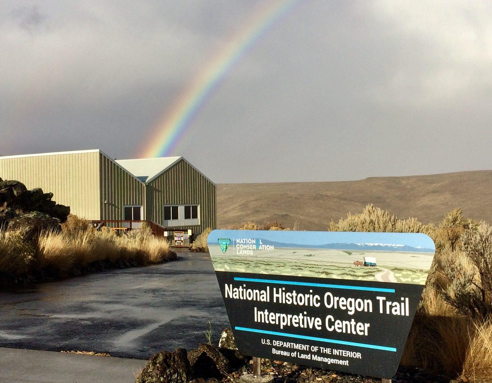 Oregon Trail Historic Center